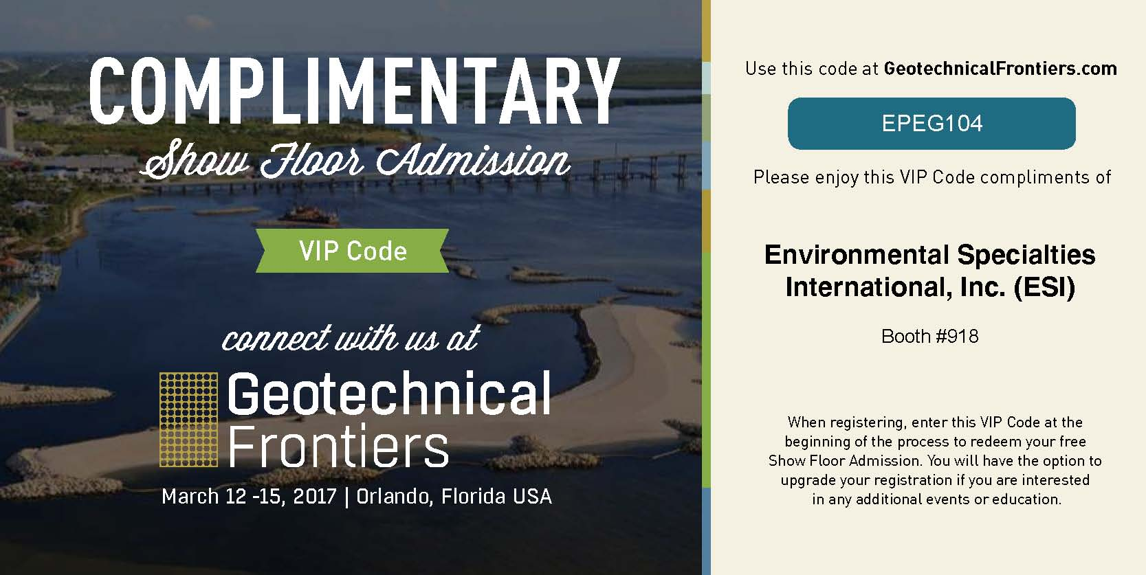 Geotechnical Frontiers 2017
